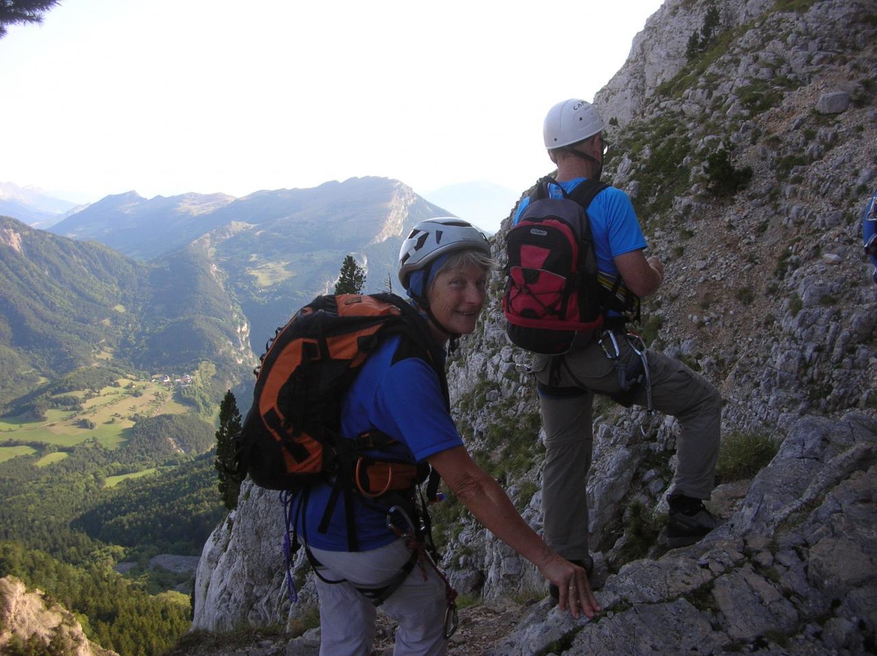 Mont Aiguille 08/2017