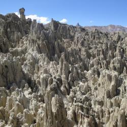 Vallée de la lune La Paz
