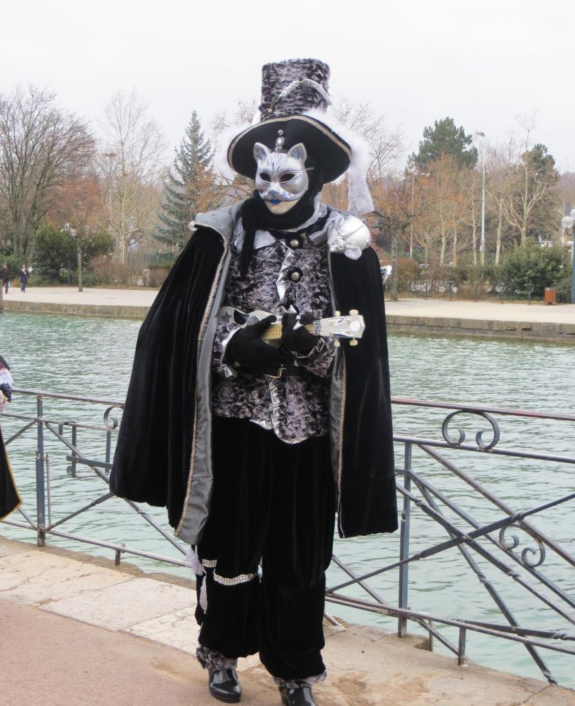 Carnaval d'Annecy mars 2018