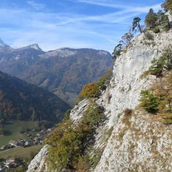 Via ferrata Thones