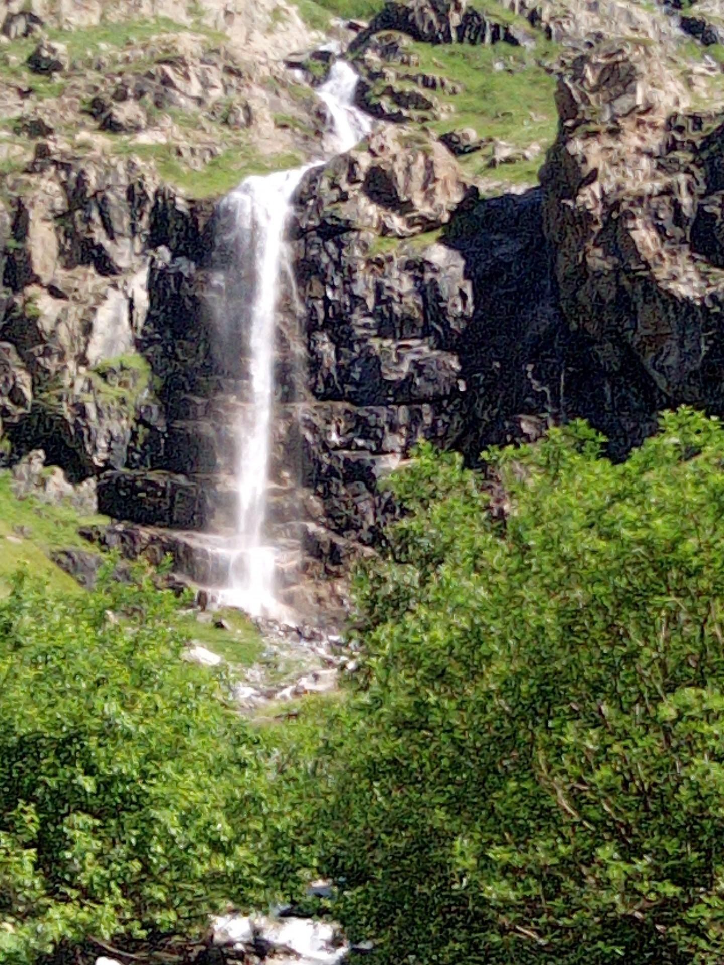 cascade vallon de la selle