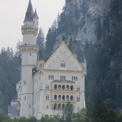 Hohenschwangau château de Louis II de Bavière