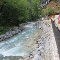 gorges de Klamm Garmisch