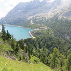 Lac Fedaia