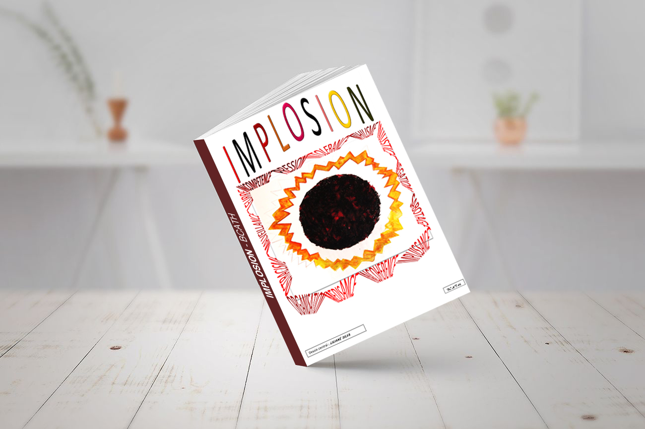 The book Implosion